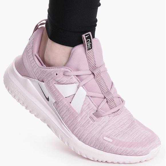 Nike Renew Arena Laceup Running Shoe
